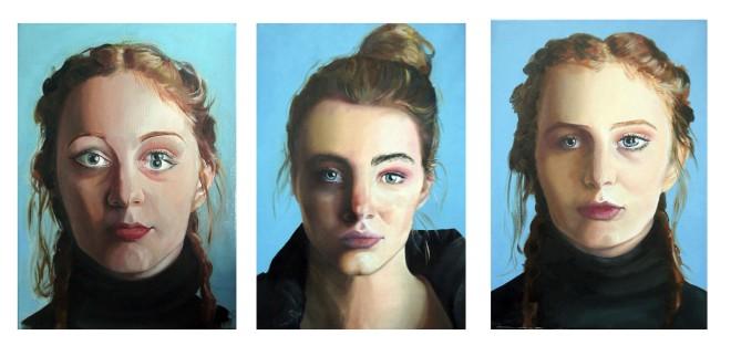 Alex Portraits & Distortion