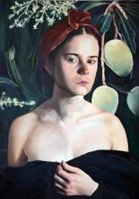 Alex Beteeva Oil on canvas part 1
